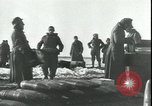 Image of Allied soldiers Lithuanian Front, 1942, second 11 stock footage video 65675065453