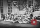 Image of German military officers occupy front row seats for a performance at a Theater in Berlin Berlin Germany, 1941, second 4 stock footage video 65675065466