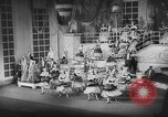 Image of German military officers occupy front row seats for a performance at a Theater in Berlin Berlin Germany, 1941, second 6 stock footage video 65675065466