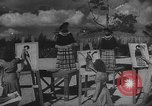 Image of Norwegian civilians Norway, 1941, second 12 stock footage video 65675065469