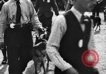 Image of dog show Norway, 1941, second 11 stock footage video 65675065470