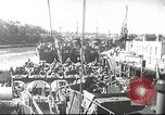 Image of Normandy invasion fleet gets underway England, 1944, second 1 stock footage video 65675065480