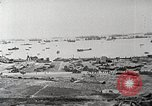 Image of Allied resupply operations on Omaha Beach Normandy France, 1944, second 3 stock footage video 65675065485