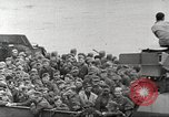 Image of German Prisoners of War from Normandy Atlantic Ocean, 1944, second 12 stock footage video 65675065486