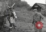 Image of burial of American fliers Burma, 1944, second 2 stock footage video 65675065506