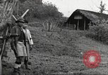 Image of burial of American fliers Burma, 1944, second 5 stock footage video 65675065506
