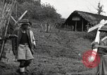 Image of burial of American fliers Burma, 1944, second 6 stock footage video 65675065506