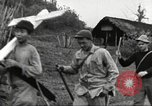 Image of burial of American fliers Burma, 1944, second 11 stock footage video 65675065506