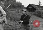 Image of burial of American fliers Burma, 1944, second 12 stock footage video 65675065506