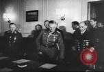 Image of prosecution of war criminals Europe, 1945, second 3 stock footage video 65675065511