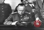 Image of prosecution of war criminals Europe, 1945, second 10 stock footage video 65675065511