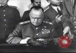 Image of prosecution of war criminals Europe, 1945, second 11 stock footage video 65675065511