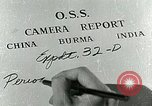 Image of Office of Strategic Services employing C-47s in commando operations Burma, 1944, second 12 stock footage video 65675065514