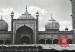Image of riots Delhi India, 1948, second 7 stock footage video 65675065526