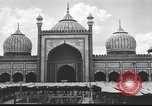 Image of riots Delhi India, 1948, second 9 stock footage video 65675065526