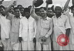 Image of independence ceremony Asia, 1947, second 11 stock footage video 65675065527