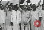 Image of independence ceremony Asia, 1947, second 12 stock footage video 65675065527