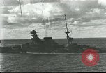 Image of HMS Barham Mediterranean Sea, 1941, second 8 stock footage video 65675065533