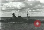 Image of HMS Barham Mediterranean Sea, 1941, second 9 stock footage video 65675065533
