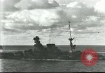 Image of HMS Barham Mediterranean Sea, 1941, second 12 stock footage video 65675065533