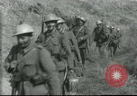 Image of British soldiers Salonica Greece, 1916, second 3 stock footage video 65675065540