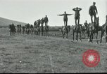 Image of Greek soldiers Athens Greece, 1915, second 4 stock footage video 65675065545