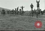 Image of Greek soldiers Athens Greece, 1915, second 6 stock footage video 65675065545