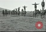 Image of Greek soldiers Athens Greece, 1915, second 7 stock footage video 65675065545