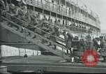 Image of American troops returning home Europe, 1919, second 7 stock footage video 65675065550