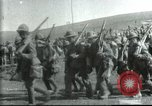 Image of British troops Europe, 1916, second 6 stock footage video 65675065551