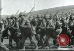 Image of British troops Europe, 1916, second 8 stock footage video 65675065551