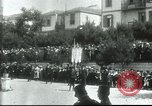 Image of Greek officers Salonica Greece, 1916, second 2 stock footage video 65675065553