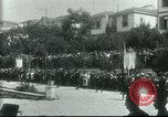 Image of Greek officers Salonica Greece, 1916, second 4 stock footage video 65675065553