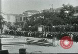 Image of Greek officers Salonica Greece, 1916, second 7 stock footage video 65675065553