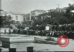 Image of Greek officers Salonica Greece, 1916, second 8 stock footage video 65675065553