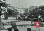 Image of Greek officers Salonica Greece, 1916, second 10 stock footage video 65675065553