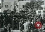 Image of British troops Bethlehem Palestine, 1916, second 3 stock footage video 65675065555
