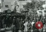 Image of British troops Bethlehem Palestine, 1916, second 4 stock footage video 65675065555
