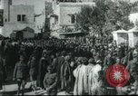Image of British troops Bethlehem Palestine, 1916, second 8 stock footage video 65675065555