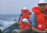 Image of American ships Sao Miguel Island Azores Islands, 1968, second 8 stock footage video 65675065557