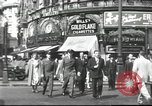 Image of Visiting Britain London England, 1954, second 7 stock footage video 65675065560