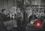 Image of U.S. Airman guest in British home United Kingdom, 1954, second 1 stock footage video 65675065566