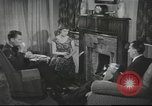 Image of U.S. Airman guest in British home United Kingdom, 1954, second 8 stock footage video 65675065566