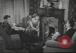 Image of U.S. Airman guest in British home United Kingdom, 1954, second 11 stock footage video 65675065566