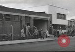 Image of British workers in pub London England United Kingdom, 1954, second 10 stock footage video 65675065567