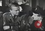 Image of Discussing politics in a Pub United Kingdom, 1954, second 7 stock footage video 65675065568