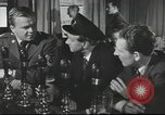 Image of Discussing politics in a Pub United Kingdom, 1954, second 11 stock footage video 65675065568