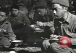 Image of Japanese-American soldiers Charmois France, 1944, second 4 stock footage video 65675065573