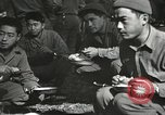 Image of Japanese-American soldiers Charmois France, 1944, second 7 stock footage video 65675065573