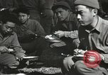Image of Japanese-American soldiers Charmois France, 1944, second 8 stock footage video 65675065573